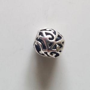 Chamilia Filigree Sterling Silver Bead Charm